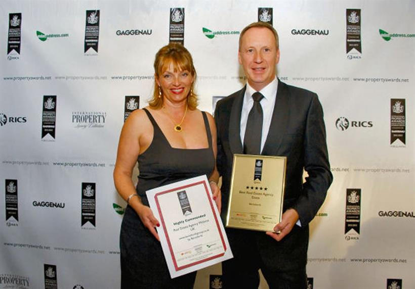 Another award winning website for 64 Digital